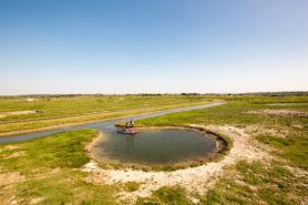 stand up paddle dans les marais st gilles croix de vie (2)