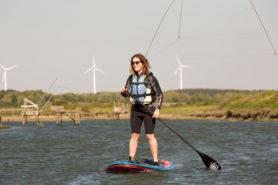 stand up paddle dans les marais st gilles croix de vie (6)
