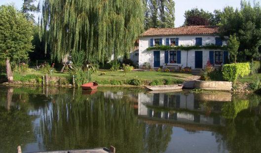 Marais Poitevin Venise Verte Vendée - Parenthèse Océan Voyages