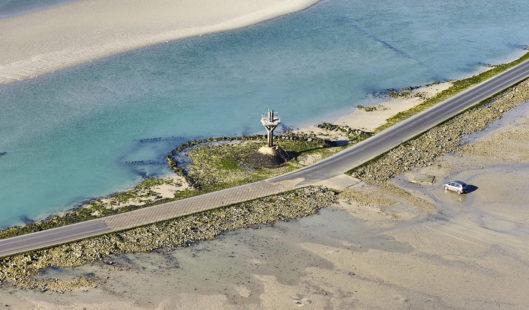 Noirmoutier vue du ciel - Parenthèse Océan Voyages