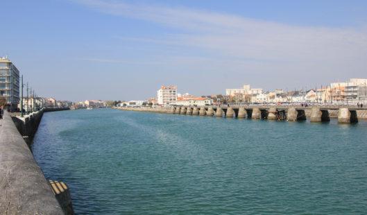 Port les sable d'Olonne - Parenthèse Océan Voyages