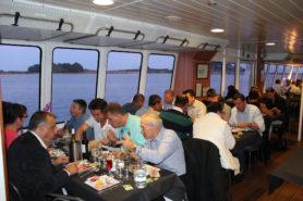 Restaurant bateau - Parenthèse Océan Voyages
