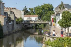Fontenay le Comte, Vendée - Parenthèse Océan Voyages