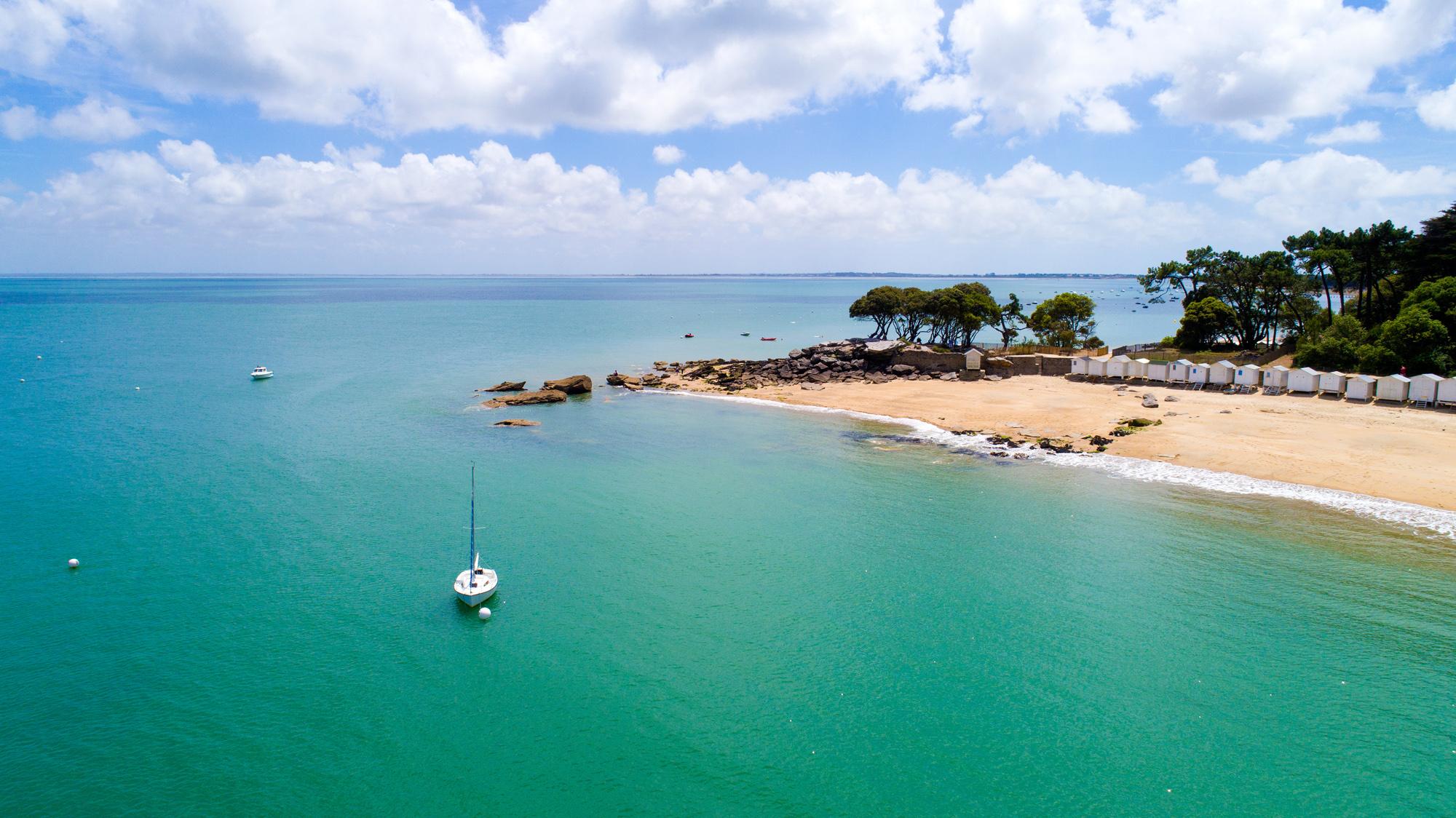 La pointe Saint Pierre à la plage des Dames, Noirmoutier - Parenthèse Océan Voyages