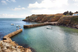 Île d'Yeu port des vieilles - Parenthèse Océan Voyages